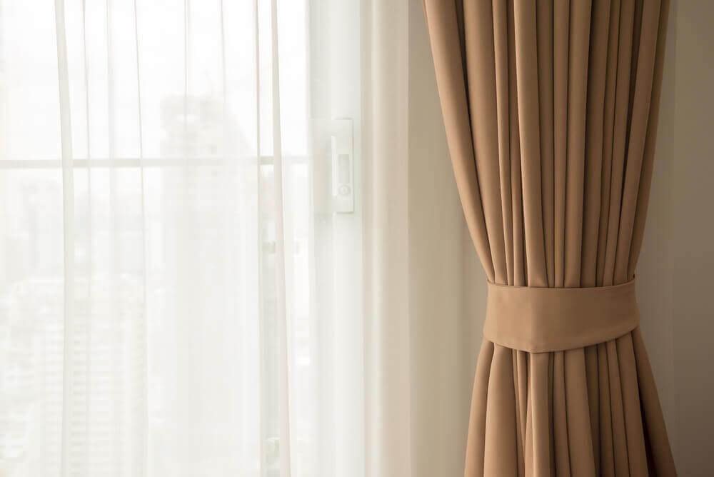 voile curtain purposes
