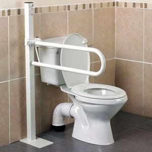 노인에게 적합한 인테리어:욕실