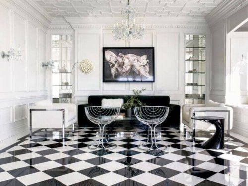 Checkered Floors – Order and Consistency