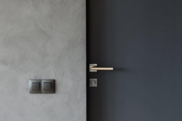 Use different types of light switches such as a double switch