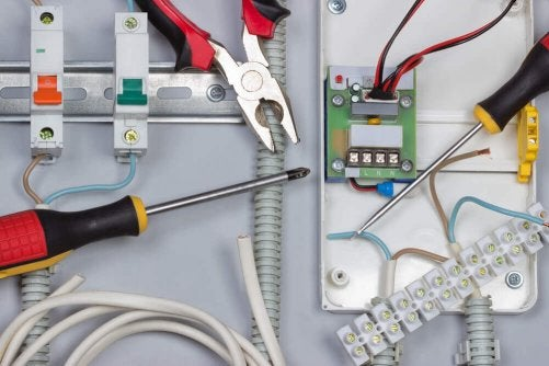 Using tools is one of the inside secrets of electricians.