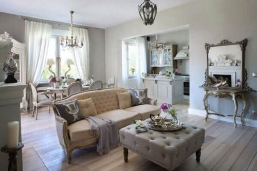 French Provincial Style - Joyous, Cozy Interiors