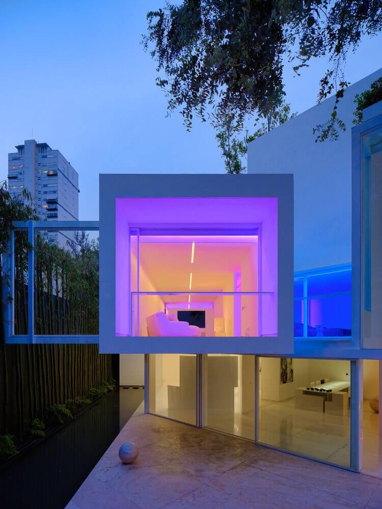 Latin American interior designers such as Miguel Angel Aragones provide unique designs