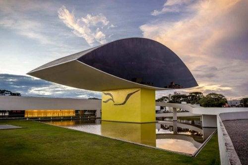 The Oscar Niemeyer Museum - The Eye of Curitiba