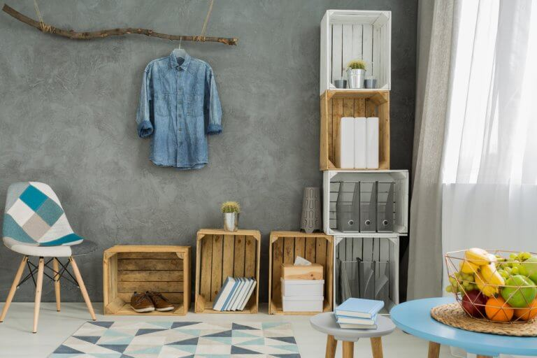 7 Ways to Reuse Your Old Fruit Crates