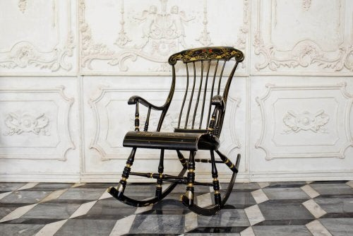 Rocking Chairs, a Decor Trend That's Back