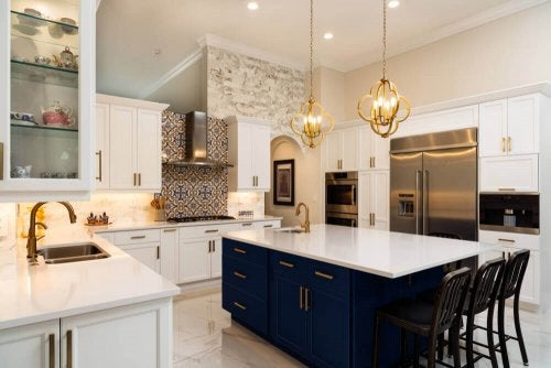 Open Spaces in Your Home with American Style Decor