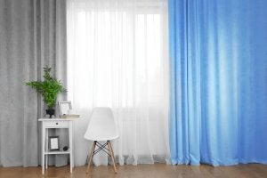Why block the view of your beautiful backyard with curtains?