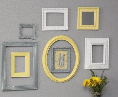Empty frames.