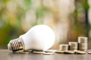 LED bulbs can help save you money.