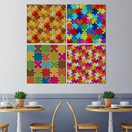 Decorate your Home Using Puzzles