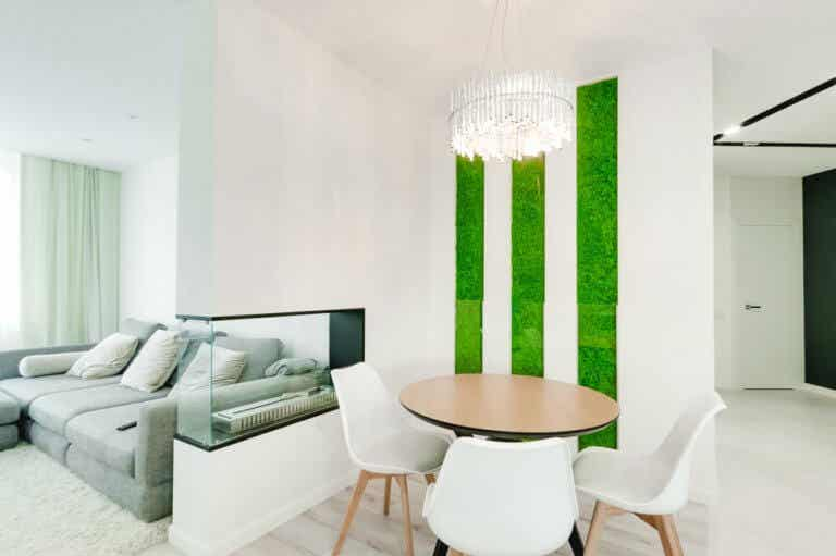 4 Ideas for Moss Walls in Your House
