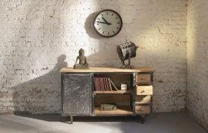Antique desk.