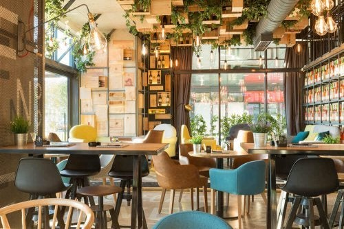 Five of the Best Decorated Restaurants in the World