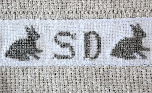 customised initials