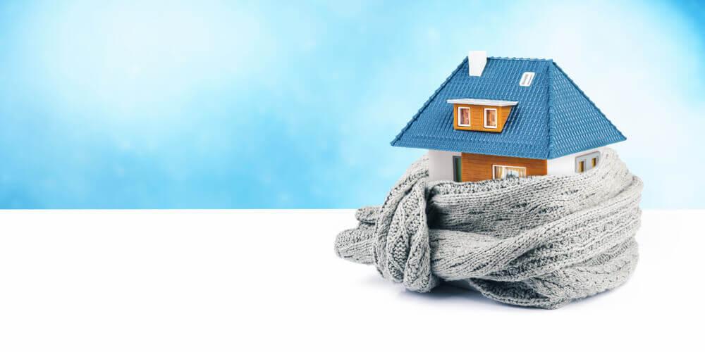 A digital representation of insulation.