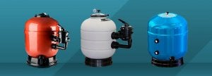 Different types of filtration systems