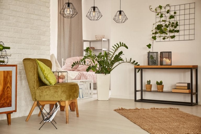 How to Combine Green and Warm Colors