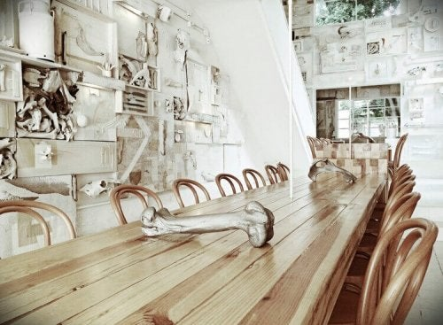 Hueso Restaurant.