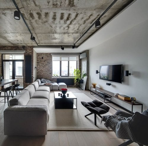 Industrial-Style Lofts