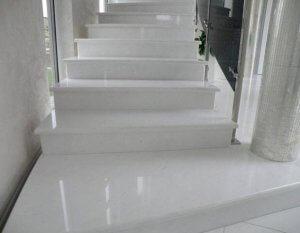 Macael staircase.