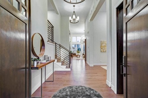 How to Apply Feng Shui to Your Main Entrance