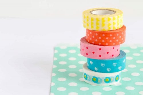 How to Use Washi Tape to Decorate Children's Rooms