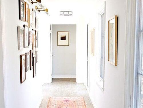 small corridors