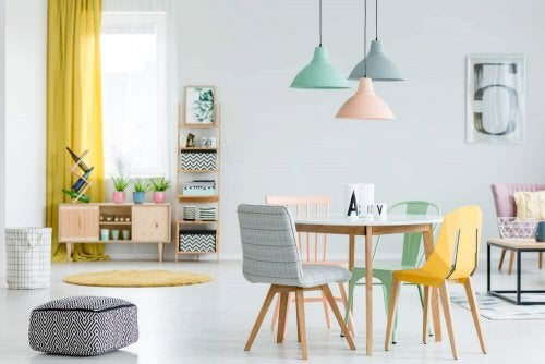 5 Striking Color Combinations for Your Home