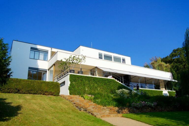 Villa Tugendhat and the International Style