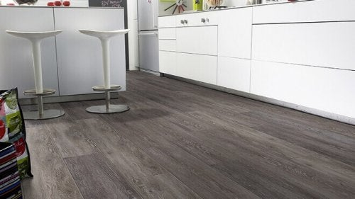 Make the most of your apartment by adding wooden floors to it, like the ones in this photo.