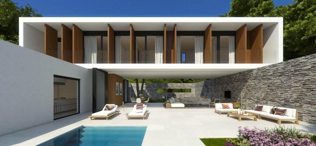 Villa Wow.