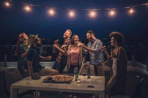 Everything you Need for a Terrace Party