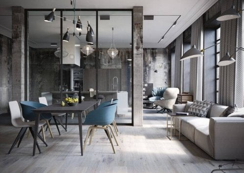 High-Tech Style - Designs with an Industrial Edge