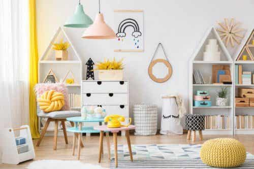 How to Create a Child's Area in Your Home