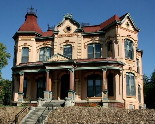 A classic home.