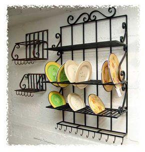 hanging forge shelf