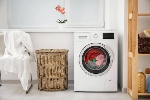 laundry room washing machine