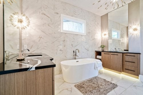 6 Ways to Achieve a Luxurious Bathroom