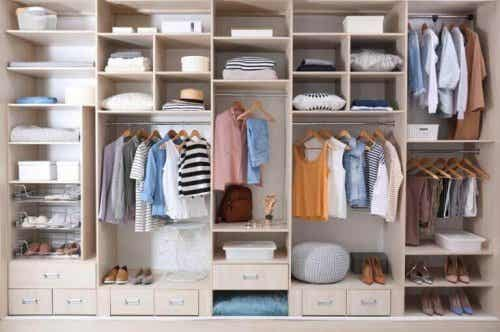Organization Tips for More Closet Space