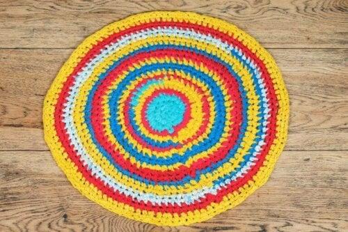 Trapillo Rugs, a Handmade Accessory