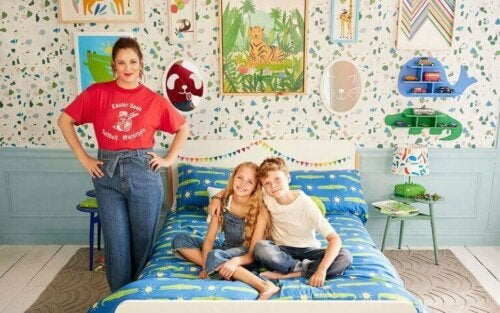 Drew Barrymore's Flower Kids Collection
