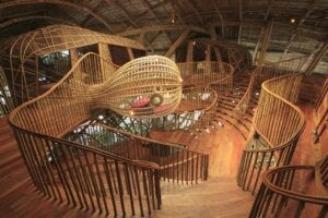 Soneva Kiri Library in Thailand is one of the children's libraries that will take your breath away.