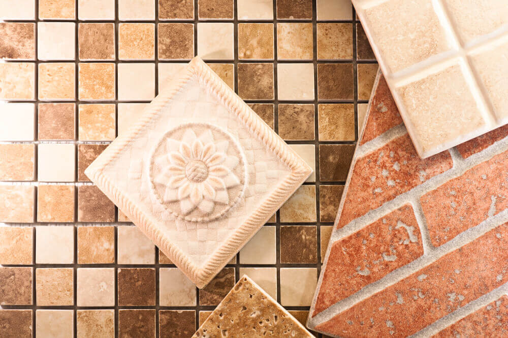 Ceramic terrace flooring is another great option.