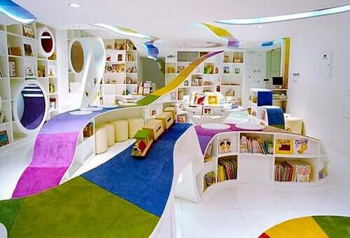 Children's Libraries that will Surprise You