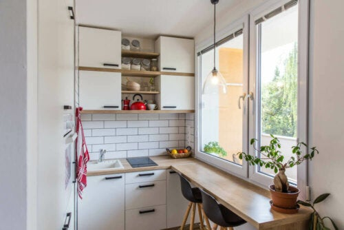 Compact Living - Great Ideas For Small Spaces
