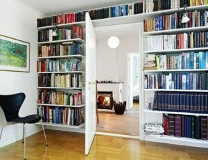 An image representing original ideas for storing your books.