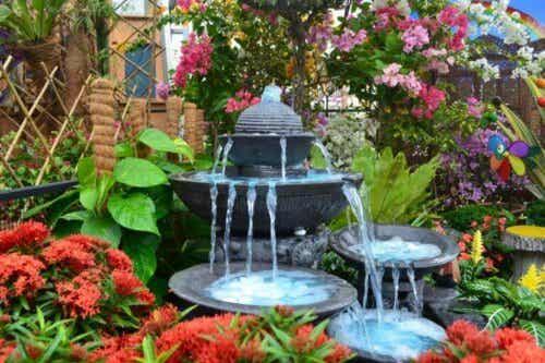 Contemporary Fountains For Your Garden