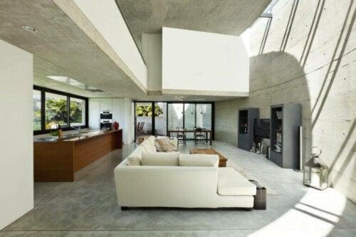 Micro Cement as an Alternative for Floors