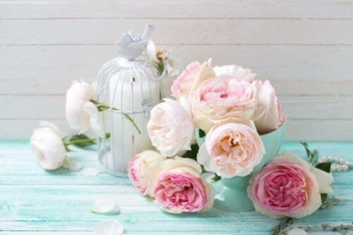 Romantic Style - Charming Decoration